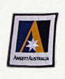 EMBROIDERED CLOTH BADGE - 72 x 80 mm