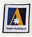 EMBROIDERED CLOTH BADGE - 90 x 100 mm