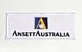 EMBROIDERED CLOTH BADGE - 100 x 40 mm