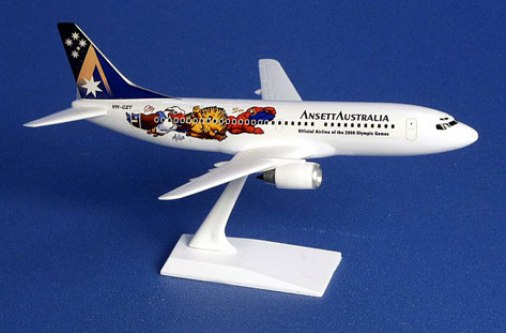 BOEING B737-300 (Olympic Limited Edition)