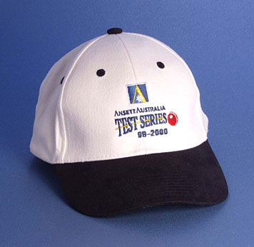 BASEBALL CAP - TEST CRICKET SERIES 1999-2000