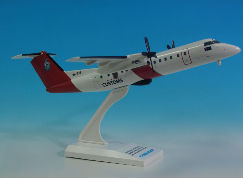 AUSTRALIAN CUSTOMS COASTWATCH DASH 8-300