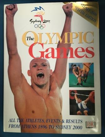 "HARDCOVER BOOK: ""The Olympic Games - Special Edition"""