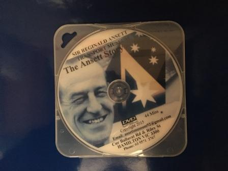 "DVD - ""R.M. The Ansett Story"""