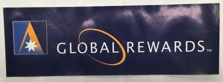 GLOBAL REWARDS STICKER