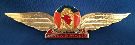 PILOT WINGS: Connair P/L