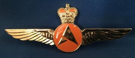 PILOT WINGS: Ansett Airlines of Australia