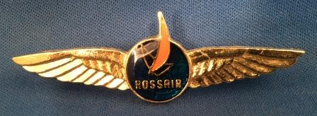 PILOT WINGS: Rossair