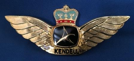 PILOT WINGS: Kendell Airlines