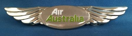 PILOT WINGS: Air Australia