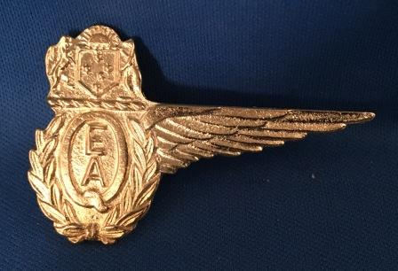 FLIGHT ENGINEER WINGS: Qantas Empire Airways