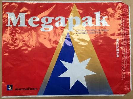 "AAF: ""MEGAPAK"" Overnight Air Bag"