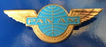 "JUNIOR CLIPPER STEWARDESS: ""Pan Am"""