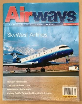 "MAGAZINE: ""Airways September 2006"""