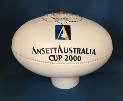"AFL FOOTBALL: ""Ansett Cup 2000"""