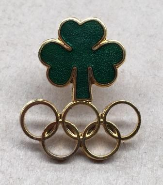 "COUNTRY PIN: ""Ireland"""