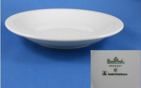ANSETT AUSTRALIA WHITE CHINA BOWL (Set of 6)