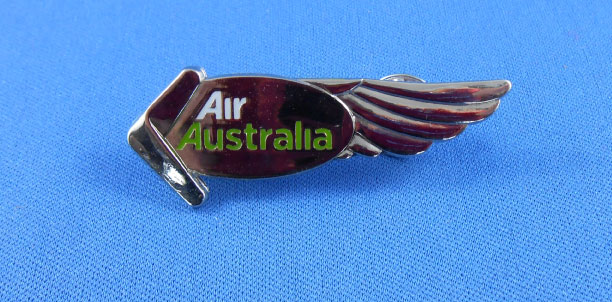 AIR AUSTRALIA CABIN CREW WINGS