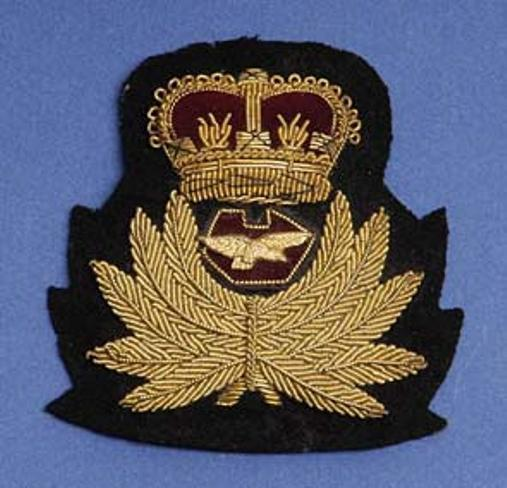 PILOT CAP BADGE